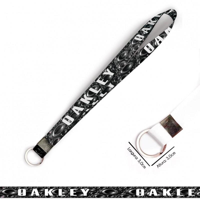 Cordão oakley C0550P com Argola Italiana