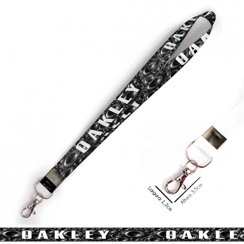 Cordão oakley C0550P com Mosquete