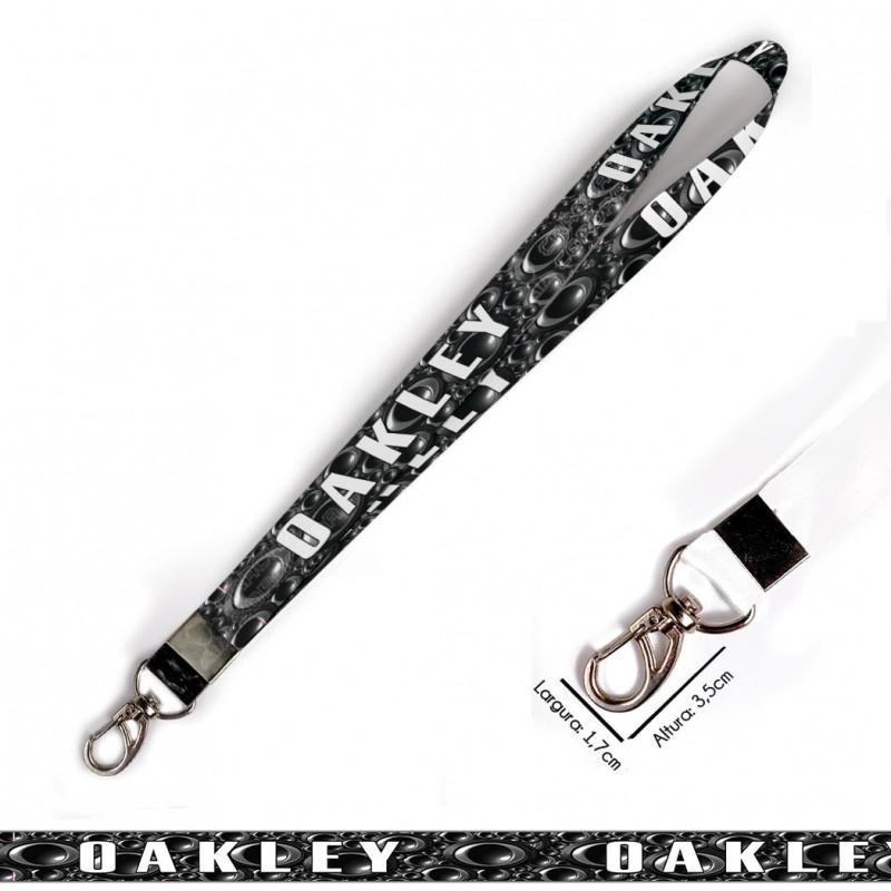 Cordão oakley C0550P com Mosquetão