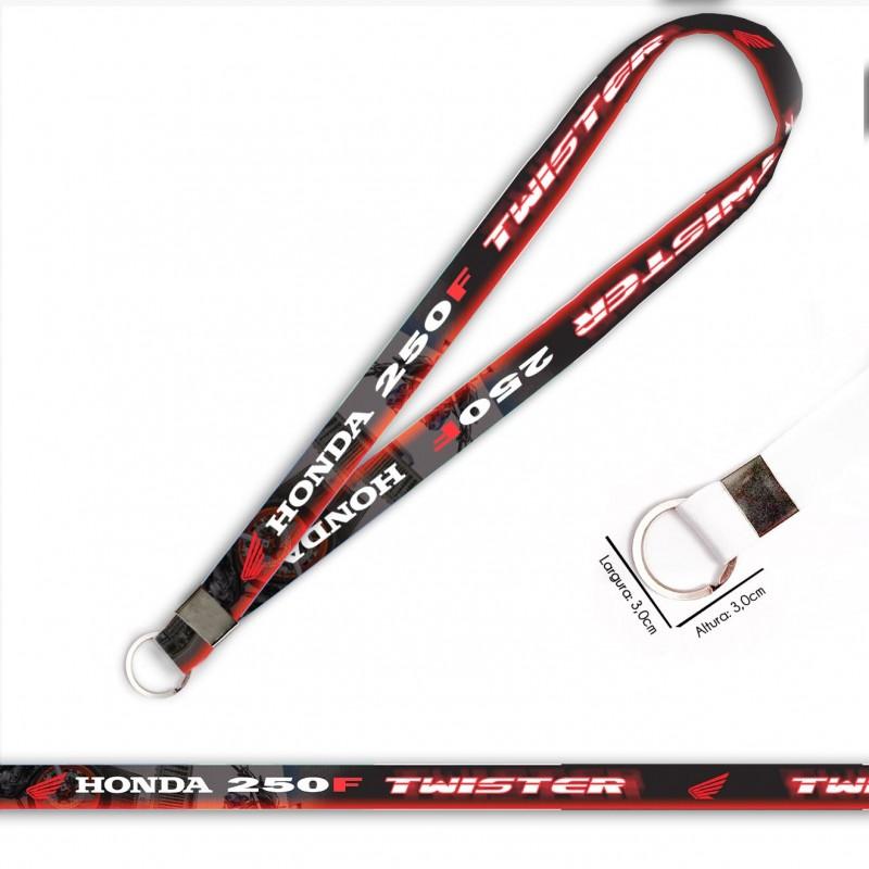 Cordão Honda 250f Twister C0585P com Argola Italiana