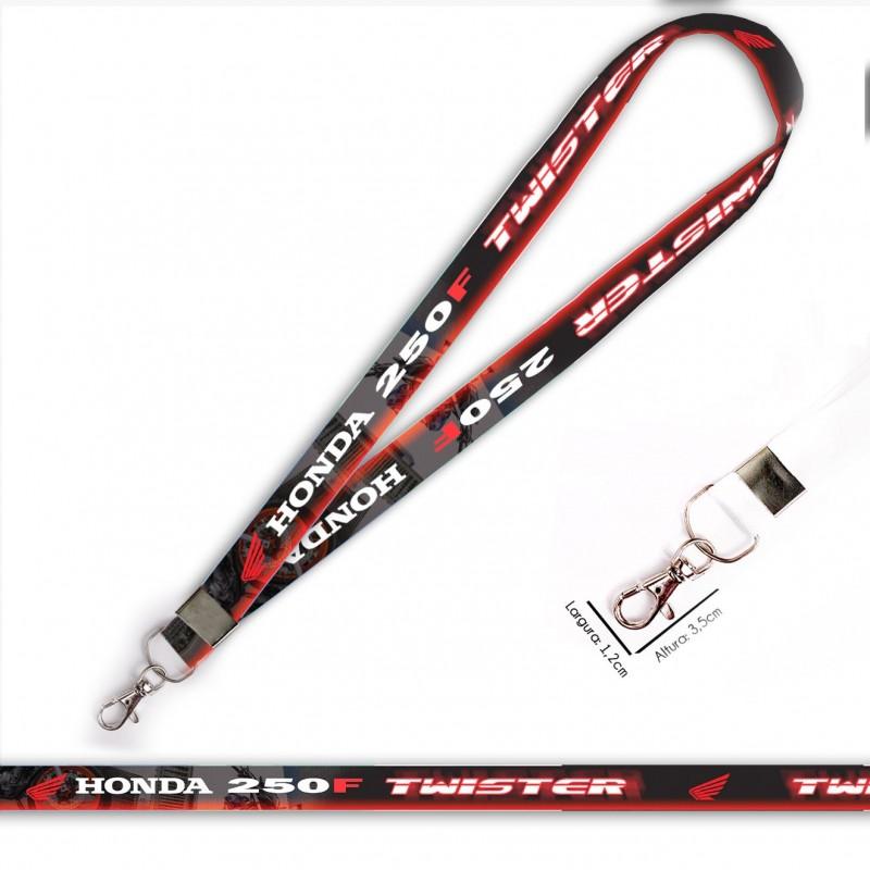 Cordão Honda 250f Twister C0585P com Mosquete