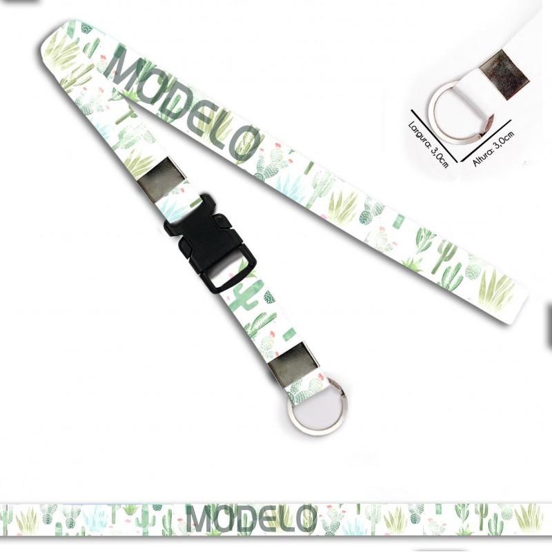 Chaveiro para Moto Cactos C0595P Argola Italiana e Engate