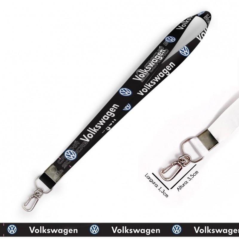 Cordão Vollkswagem VW C0644P com Mosquete Retrô