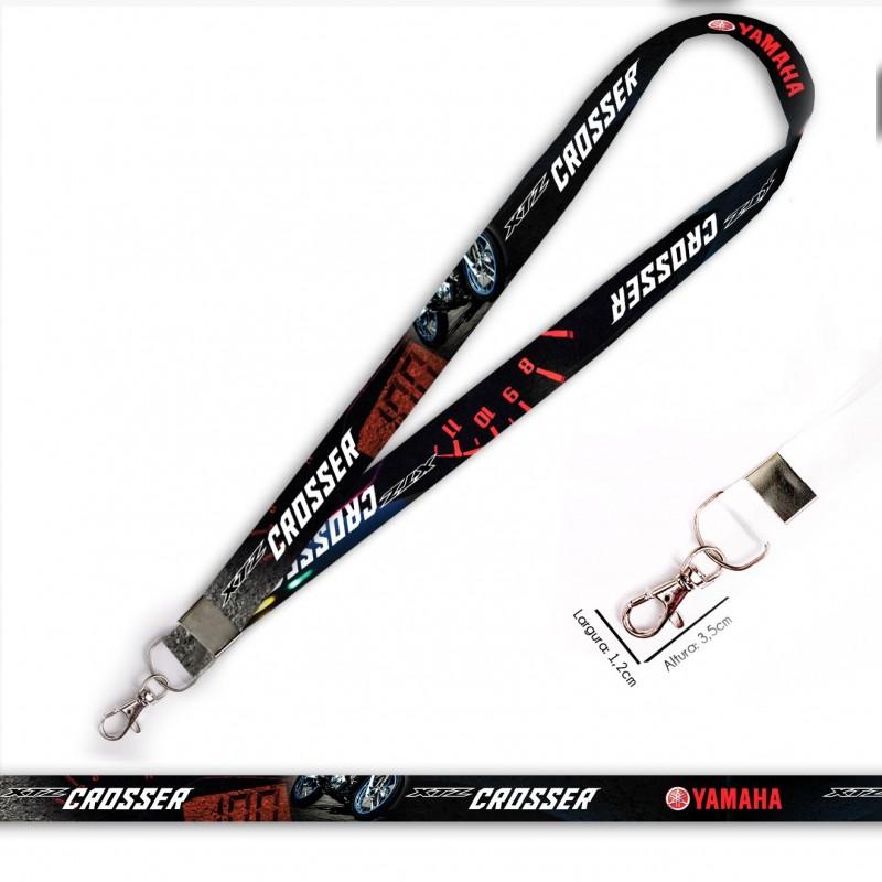 Cordão XTZ Crosser 150 C0716P com Mosquete