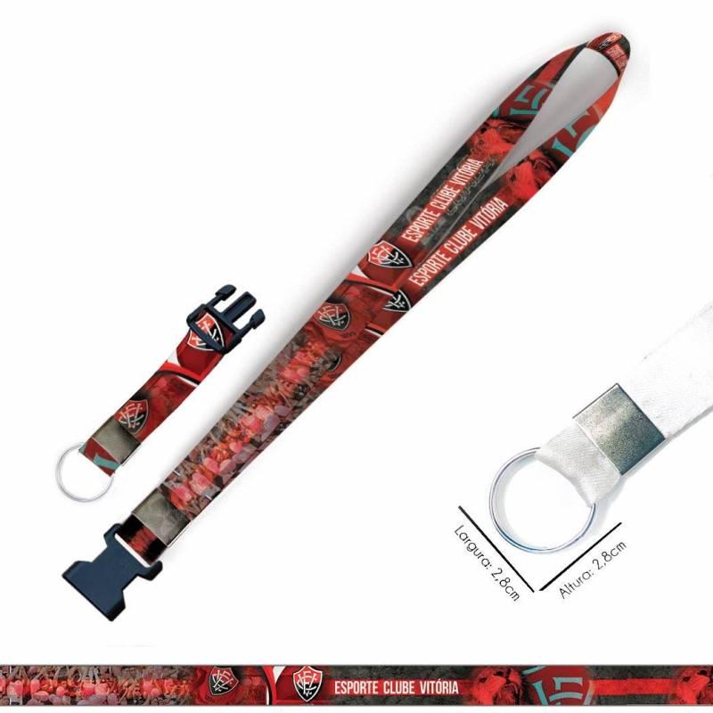Cordão para Chaveiro ou Motos Dragon Ball Super C0182P com Argola Italiana Prata