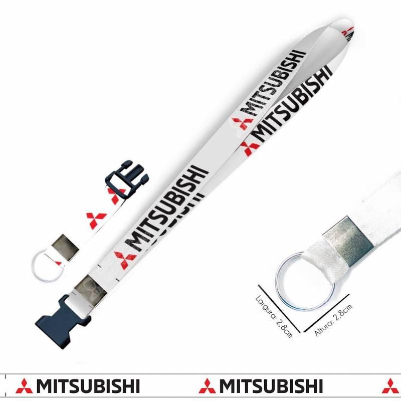 mitsubish C0649P Cordão, Chaveiro Moto com Argola e Engate