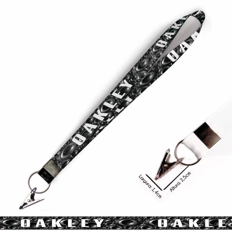 oakley C0550P Cordão com Jacaré