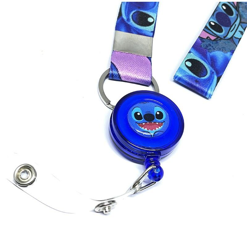 Cordão Stitch com Roller Clip Personalizado