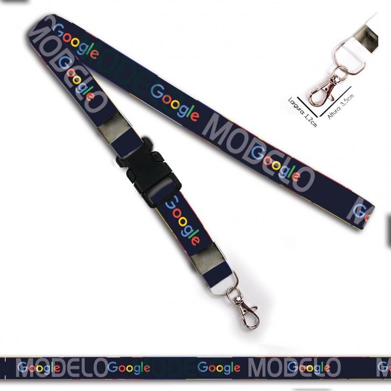 Cordão para Chaveiro ou Motos yu yu hakusho C0439P com Argola Italiana Prata