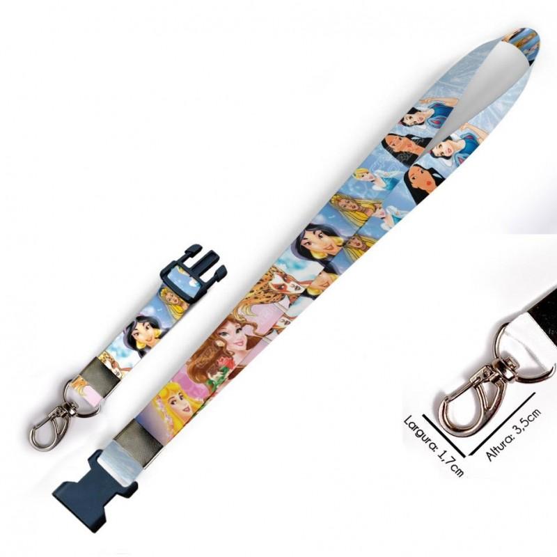 Cordão para Crachá Harry Potter Animais Fantasticos C0050P com Garra Tipo Jacaré