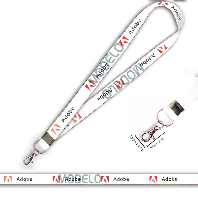 Cordão Adobe C0406P com Mosquete