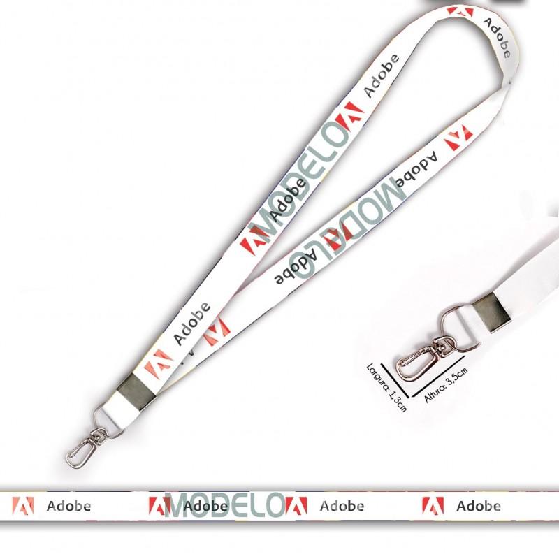 Cordão Adobe C0406P com Mosquete Retrô