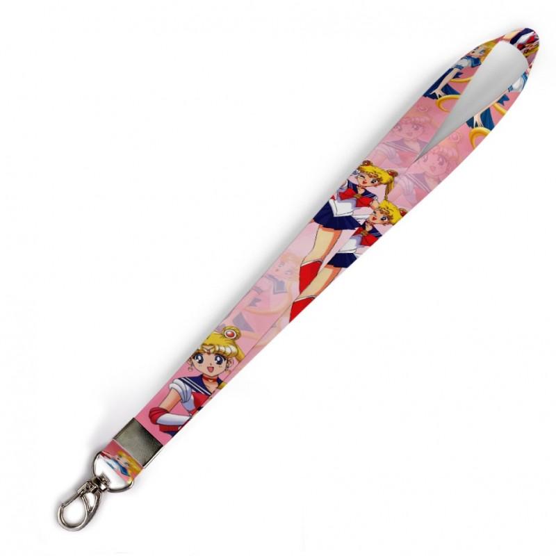 Cordão Sailor Moon C0506P com Mosquetão